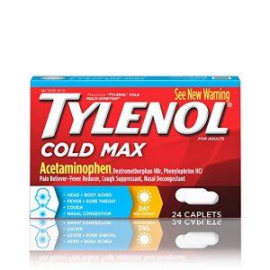 Tylenol Cold Max