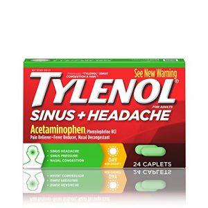 Tylenol Sinus Headache