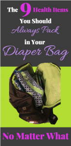 what to pack in diaper bag